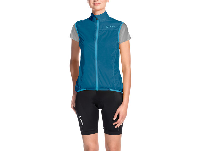 VAUDE Air III Cykelvest Damer blå (2019) | Vests